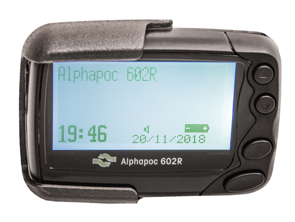Alphapoc Pager 602R  X4 für Funkamateure Dapnet