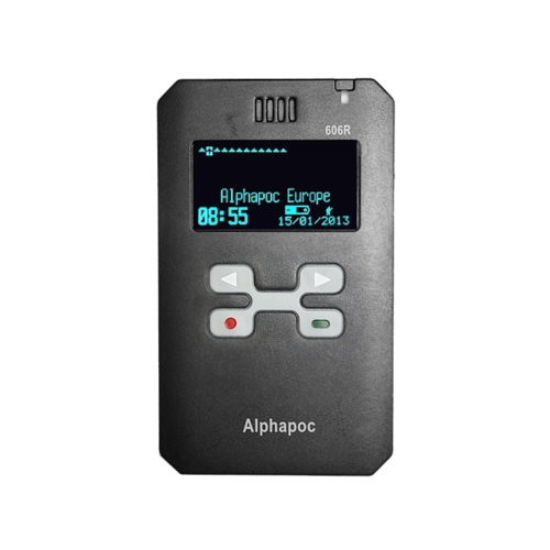 Alphapoc pager 606R