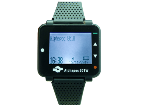 Alphapoc 801W pager - Watch